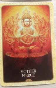 Kuan Yin - Mother Fierce